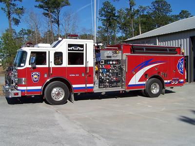 North Carolina Fire Apparatus