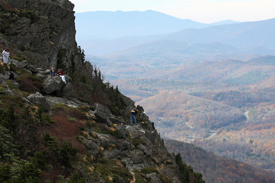 View from Grandfather Mountain, NC