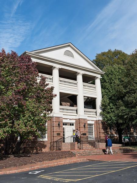 William Peace University Campus