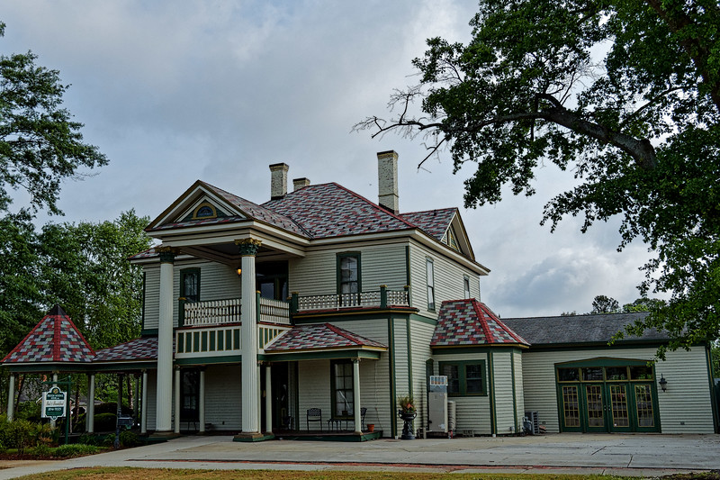 Benson's Preston Woodall House