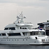 Motor Yacht, Island Heiress in Wilmington