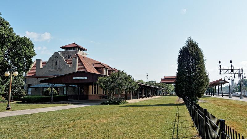 Salisbury Railway Passenger Station