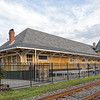 Hendersonville, North Carolina Depot