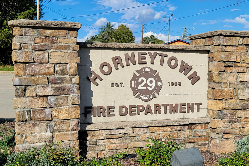 Horneytown North Carolina Fire Department