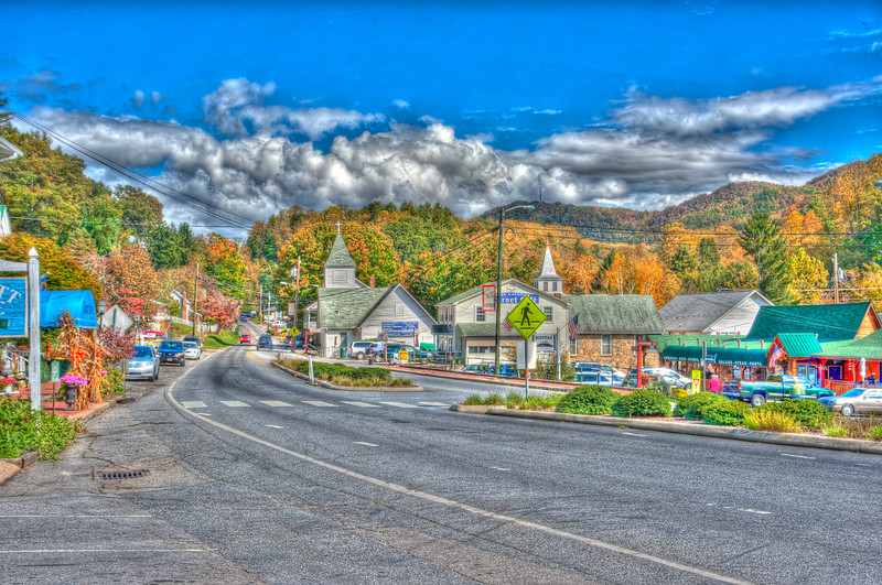 East Haywood Road, Sylva