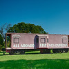 Mount Airy Caboose