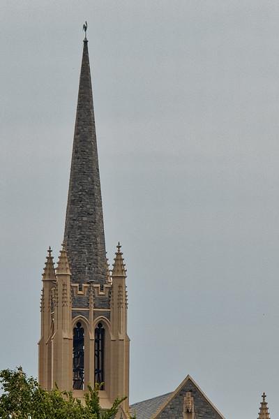 Wilmington's First Presbyterian Church Steeple