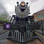 Atlantic Coast Railroad Locomotive No.250