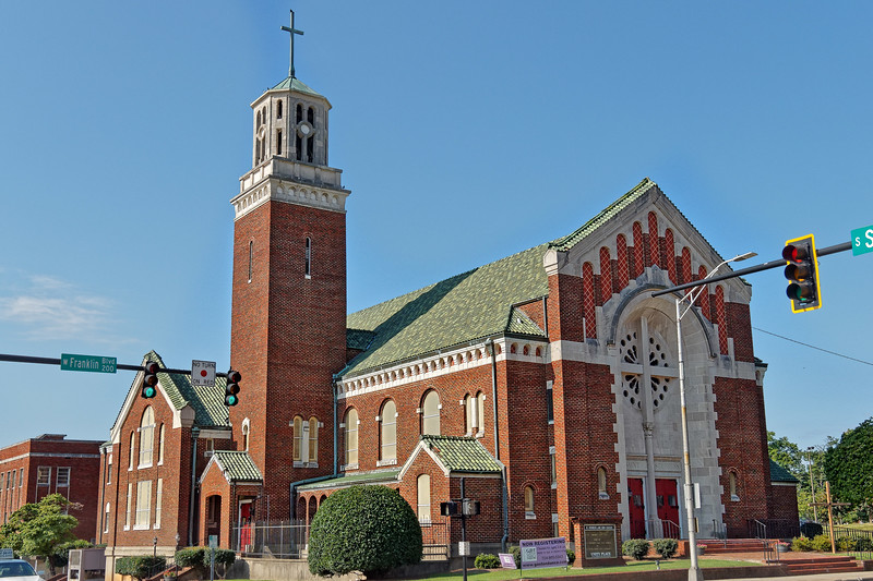 St. Stephens AME Zion Church, Gastonia, North Carolina