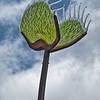 Wilmington Venus Flytrap Statue