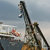 Crane on Wilmington Dock