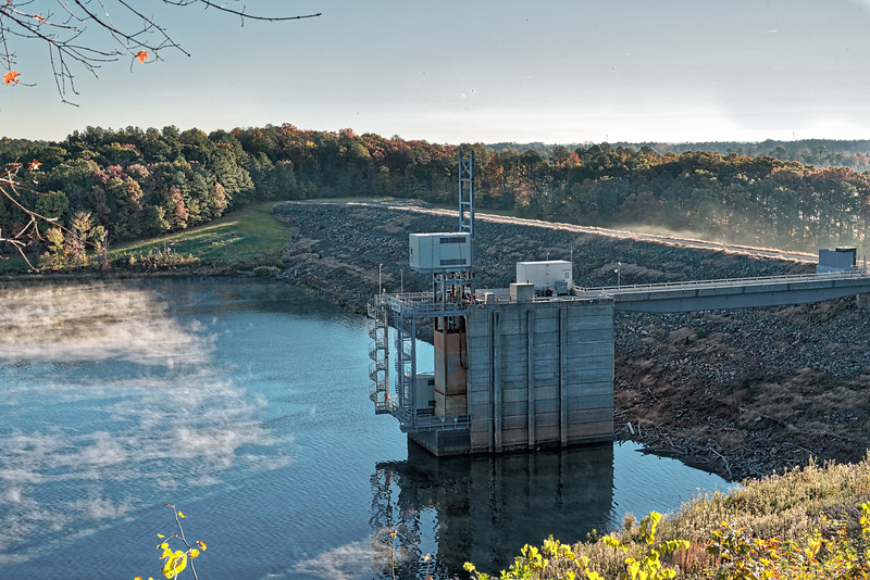 B. Everett Jordan Dam