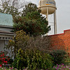 Garner Water Tower