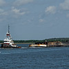 Tug, Elizabeth Ann and Tow
