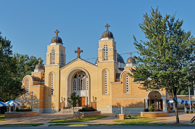 Charlotte's Holy Trinity Cathedral