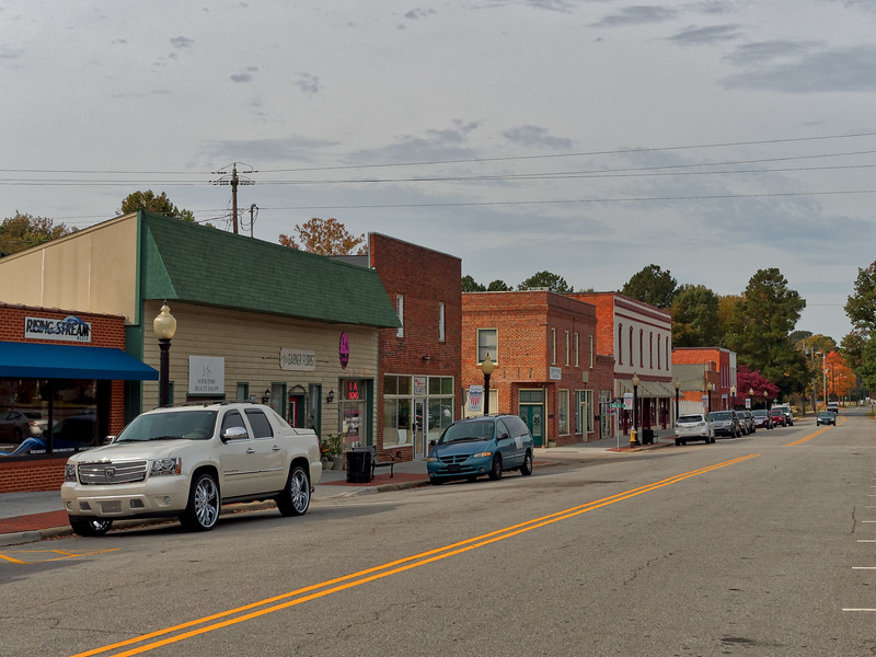 Downtown Town of Garner