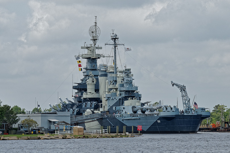 USS North Carolina, BB-55