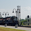 Norfolk Southern 3094 Locomotive Arrives in Salisbury