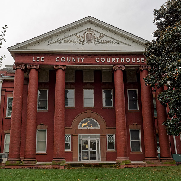 Lee County (North Carolina) Courthouse
