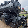Old Locomotive Sanford North Carolina