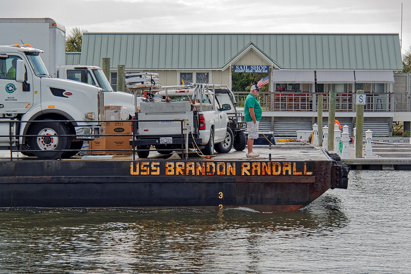 USS Brandon Randall