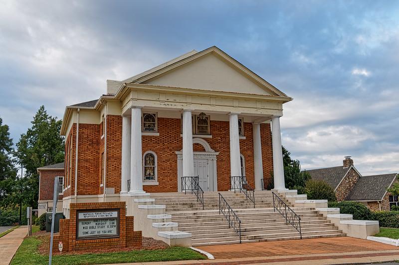 Kings Mountain Baptist Church
