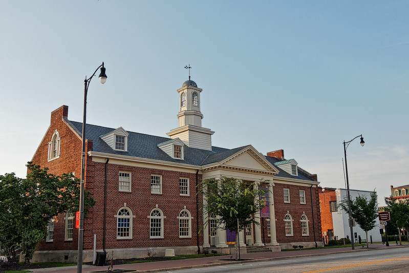 Former Fayetteville City Hall Building