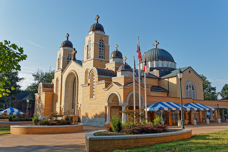 Holy Trinity Cathedral,  Greek Orthodox