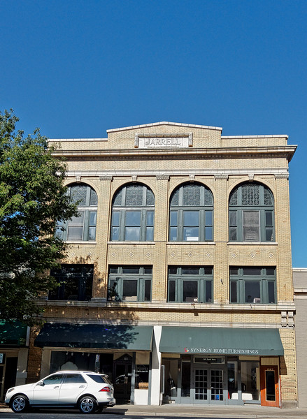 Jarrell Building in High Point