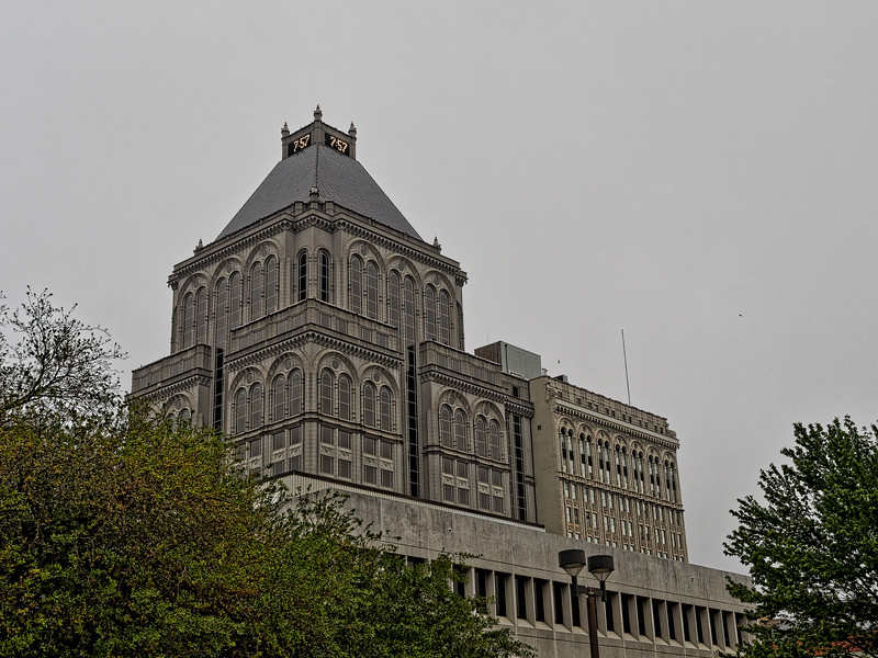 Greensboro's Jefferson Standard Building