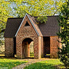 Korner's Folly, Kernersville, NC, Outhouse