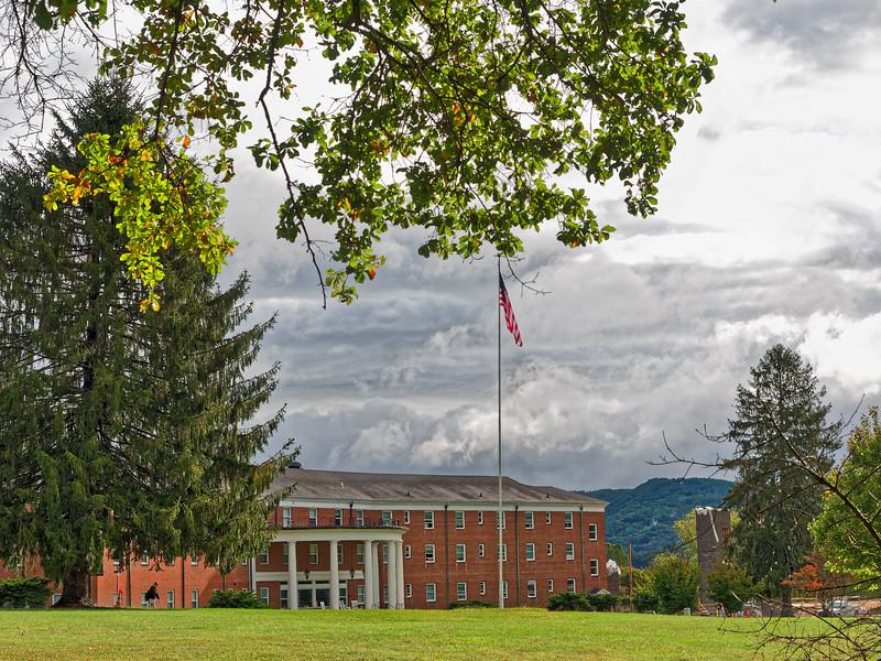 Brevard College, North Carolina, Campus