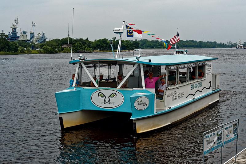 "Tour Boat ""Wilmington"""