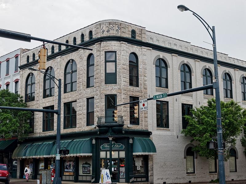 Salisbury's Bell Block Building