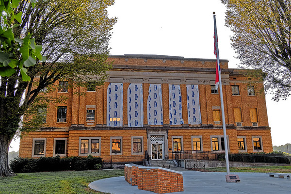 McDowell County Courthouse