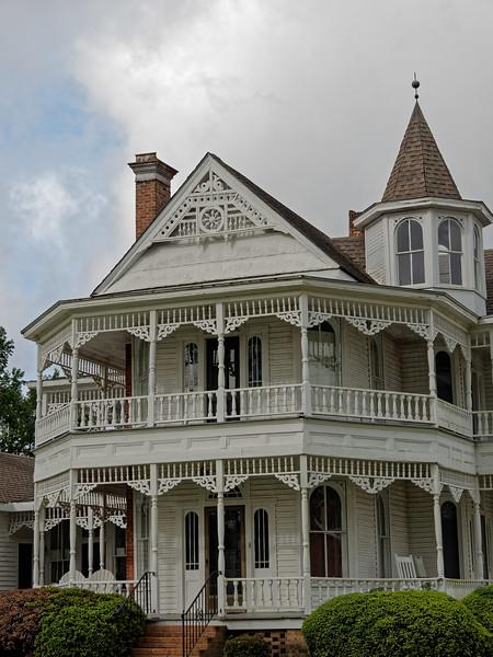 1895 John Blue House