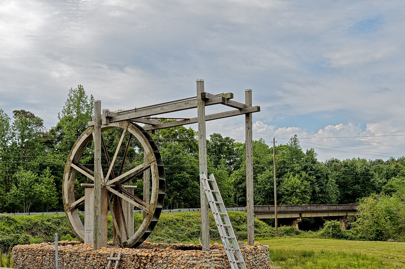Atkinson's Old Grist Mill