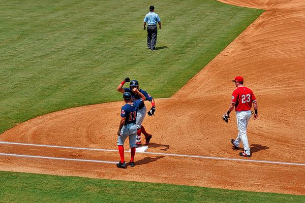 Salem Red Sox High Five