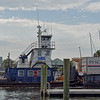 Tug, Capt. Alex at Bald Head Island