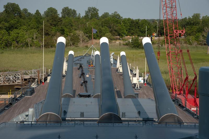 USS North Carolina (BB-55)