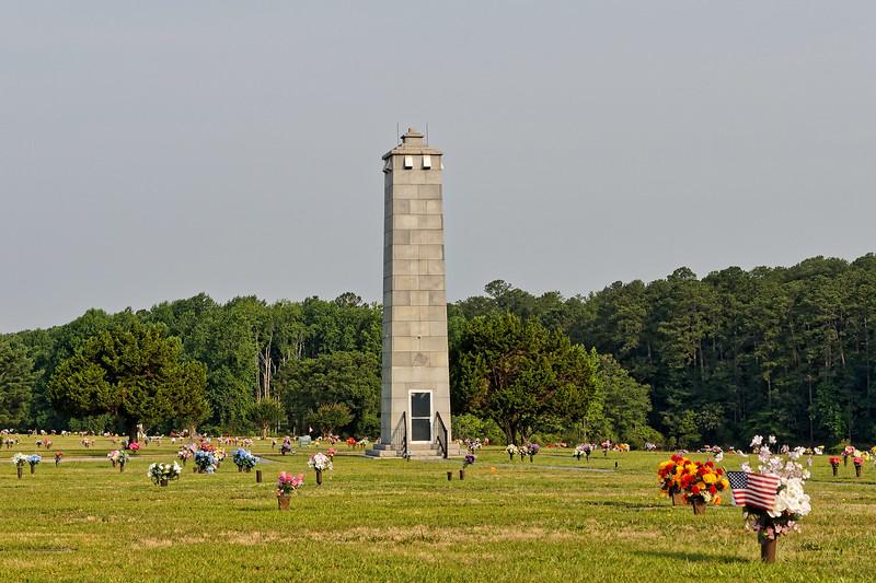 Fayetteville's Lafayette Memorial Park