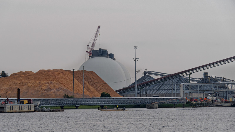 Port of Wilmington North Carolina Docks