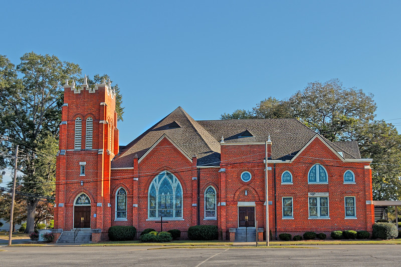 Mount Olive First Baptist Church