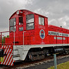 Laurinburg and Southern LRS133 Locomotive