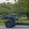 WWII 155mm Howitzer at I-40 Rest Area