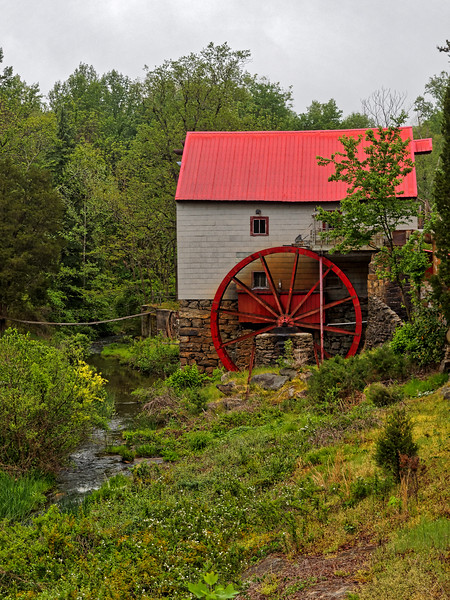 North Carolina's Old Mill of Guilford