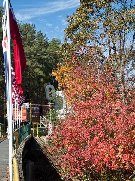 North Carolina Railway Museum
