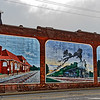Thomasville, North Carolina, Mural