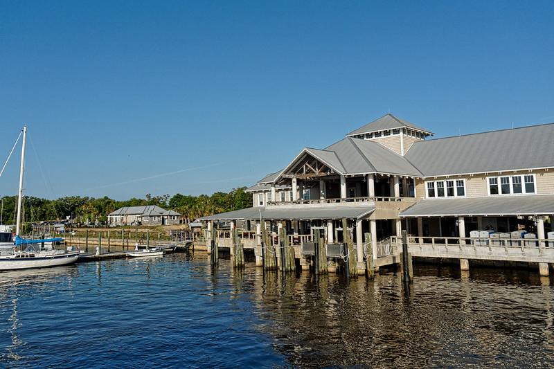 Bald Head Island Pier