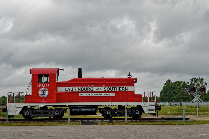 Laurinburg and Southern LRS133